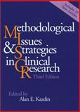 Methodological Issues and Strategies in Clinical Research, , 1557989583
