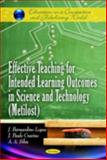 Effective Teaching for Intended Learning Outcomes in Science and Technology (Metilost), J. Bernardino Lopes, 1608769585
