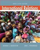 International Relations, Gazda, George M. and Goldstein, Joshua S., 0205059589