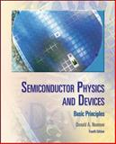 Semiconductor Physics and Devices 4th Edition
