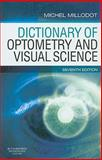 Dictionary of Optometry and Visual Science, Millodot, Michel, 0702029580