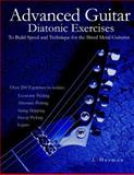 Advanced Guitar Diatonic Exercises to Build Speed and Technique for the Shred Metal Guitarist, L. Herman, 149748958X