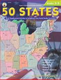 50 States 3-5, Shirley Pearson, 0887249582