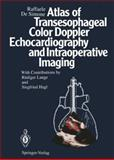 Atlas of Transesophageal Color Doppler Echocardiography and Intraoperative Imaging, DeSimone, Raffaele, 3642789587