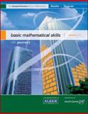 Basic Mathematical Skills : With Geometry, Baratto, Stefan and Bergman, Barry, 0073309591
