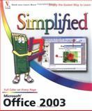 Office 2003 Simplified, Sherry Willard Kinkoph, 0764599593