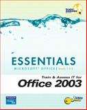 TAIT Essentials Office 2003- Standalone Package, Prentice-Hall Staff, 0131879596