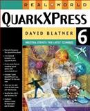 Real World QuarkXPress 6, David Blatner, 0321199596