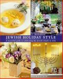 Jewish Holiday Style, Rita Milos Brownstein, 0684849593