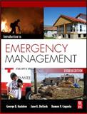 Introduction to Emergency Management, Haddow, George D. and Bullock, Jane A., 1856179591