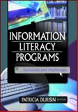 Information Literacy Programs 9780789019592