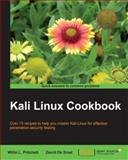 Kali Linux Cookbook, Willie L. Pritchett and David De Smet, 1783289597