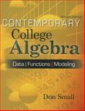 Contemporary College Algebra, Small Small, 0077579593