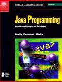 Java Programming Introductory Concepts and Techniques, Shelly, Gary B. and Cashman, Thomas J., 0789559595