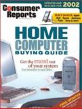 Home Computer Buying Guide 2002, Consumer Reports Books Editors, 0890439591
