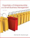 Essentials of Entrepreneurship and Small Business Management, Scarborough, Norman M. and Wilson, Doug, 0136109594