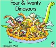 Four and Twenty Dinosaurs, Bernard Most, 0152019596