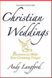 Christian Weddings, Langford, Andy, 0687649595