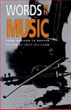 Words on Music : From Addison to Barzun, Sullivan, Jack, 082140959X