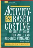 Activity-Based Costing 9780471249597