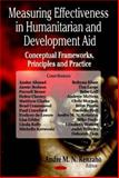 Measuring Effectiveness in Humanitarian and Development Aid : Conceptual Frameworks, Principles and Practice, Andre M. n. Renzaho, 1600219594