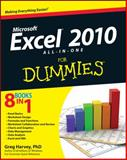 Micrososft Excel 2010 All-in-One for Dummies®, Greg Harvey, 0470489596
