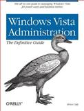 Windows Vista Administration, Culp, Brian, 0596529597