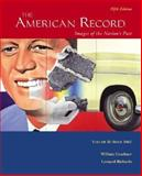 The American Record Vol. 2 : Since 1865, Graebner, William and Richards, Leonard, 0072949597