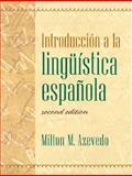 Introduccin a la lingüística Española, Azevedo, Milton, 0131109596