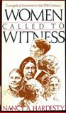 Women Called to Witness, Nancy A. Hardesty, 0687459591