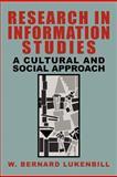 Research in Information Studies, W. Bernard Lukenbill, 1469179598