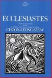 Ecclesiastes, Seow, Choon-Leong, 0300139608
