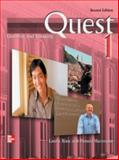 Quest 1 : Listening and Speaking, Blass and Blass, Laurie, 0073269603