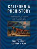 California Prehistory 1st Edition
