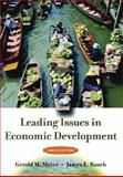 Leading Issues in Economic Development, Rauch, James E. and Meier, Gerald M., 0195179609