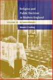 Religion and Public Doctrine in Modern England : Accommodations, Cowling, Maurice, 0521259606