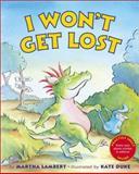 I Won't Get Lost, Martha Lambert, 0060289600