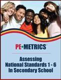 PE Metrics, AAHPERD Staff, 0883149605