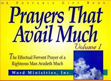 Prayers That Avail Much, Harrison House, Inc., Editors, 0892749601