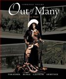Out of Many : A History of the American People, Faragher, John M., 0136059600