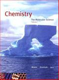 Chemistry : The Molecular Science, Moore, John W. and Stanitski, Conrad L., 0495119601