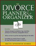 The Divorce Organizer and Planner, Brette McWhorter Sember, 0071429611