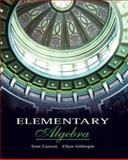 Elementary Algebra, Carson, Tom and Gillespie, Ellyn, 020172961X