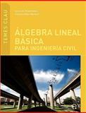 Álgebra Lineal Básica para Ingeniería Civil, Francisco Rubio Montaner, 8483019612