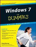 Windows 7 for Dummies®, Greg Harvey, 0470489618