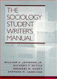 The Sociology Student Writer's Manual 9780134629612