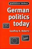 German Politics Today 9780719049613