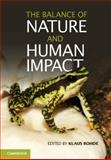The Balance of Nature and Human Impact, , 1107019613