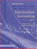 Intermediate Accounting, Working Papers, Kieso, Donald E. and Warfield, Terry D., 0471749613