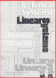 Linear Systems, Kailath, Thomas, 0135369614